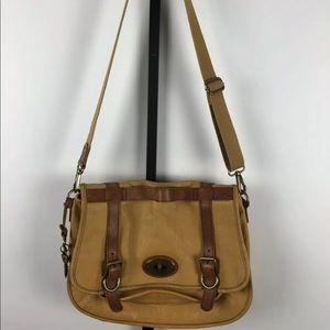FOSSIL Bag Long LIVE Vintage Key-per Pebble